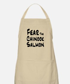 Fear the Chinook Salmon BBQ Apron