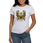 Azevedo Family Crest Women's T-Shirt