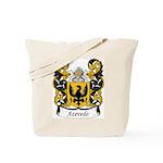 Azevedo Family Crest Tote Bag