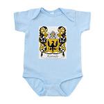 Azevedo Family Crest Infant Creeper