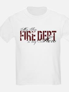 My Son My Hero - Fire Dept T-Shirt