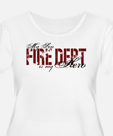My Son My Hero - Fire Dept T-Shirt