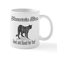 Mountain Lion is Good for You Mug