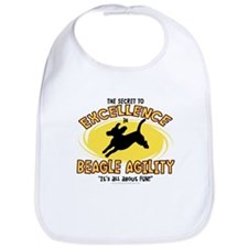 The Secret to Beagle Agility Bib