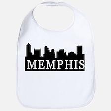 Memphis Skyline Bib