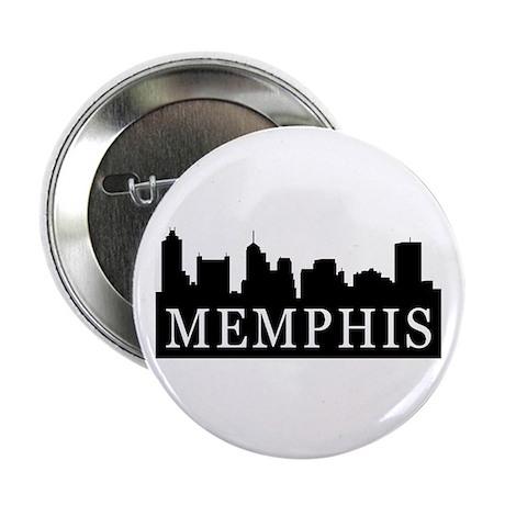 "Memphis Skyline 2.25"" Button"