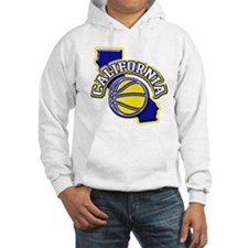 California Basketball Hoodie
