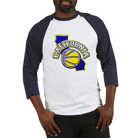 California Basketball Baseball Jersey