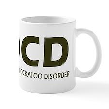 Obsessive Cockatoo Disorder Mug