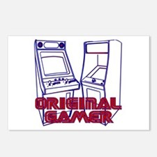 Original Gamer Postcards (Package of 8)