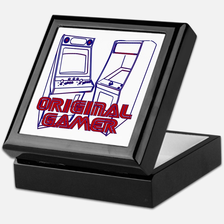 Original Gamer Keepsake Box