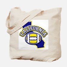 California Football Tote Bag
