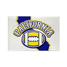 California Football Rectangle Magnet (100 pack)