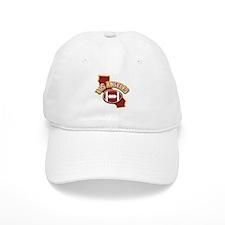 Los Angeles Football Baseball Cap