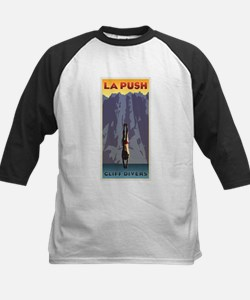 Art Deco La Push Cliff Divers Tee