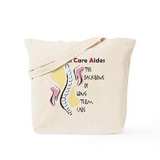 H.C.A.'s the Backbone Tote Bag
