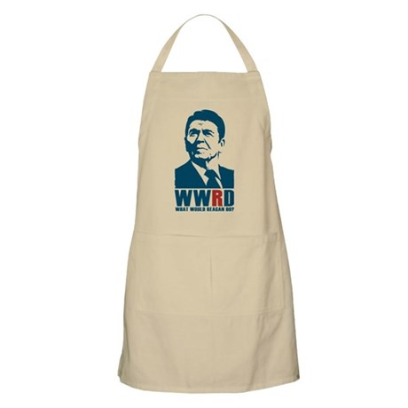 WWRD - What Would Reagan Do? BBQ Apron