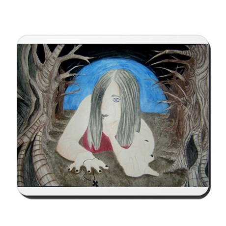 Alone in the Dark Mousepad