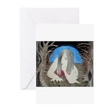Alone in the Dark Greeting Cards (Pk of 20)