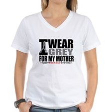 I Wear Grey Mother Shirt