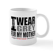 I Wear Grey Mother Mug