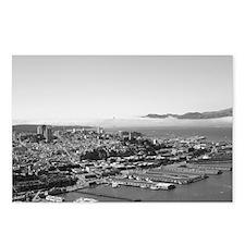 San Francisco Fog Postcards (Package of 8)
