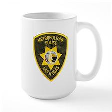 Metro Vegas PD Mug