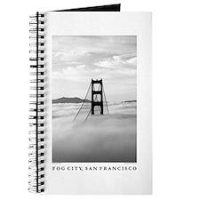 San Francisco Fog Gifts Journal