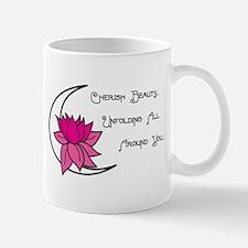Lotus Moon Mug