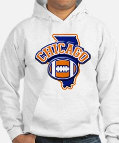 Chicago Football Hoodie