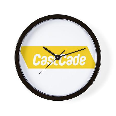 Castcade Wall Clock