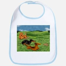 Running of the Bunnies Bib