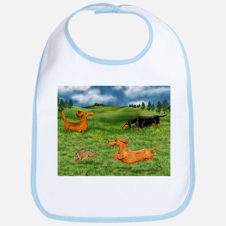 Perfect Dog Day Bib