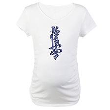 Cute Karate in kanji Shirt