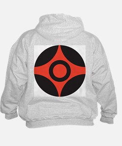Unique Karate in kanji Hoody