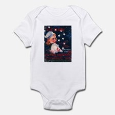 Victory Nostalgia Sailor Girl Infant Bodysuit