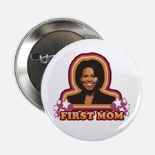 """First Mom 2.25"""" Button (10 pack)"""