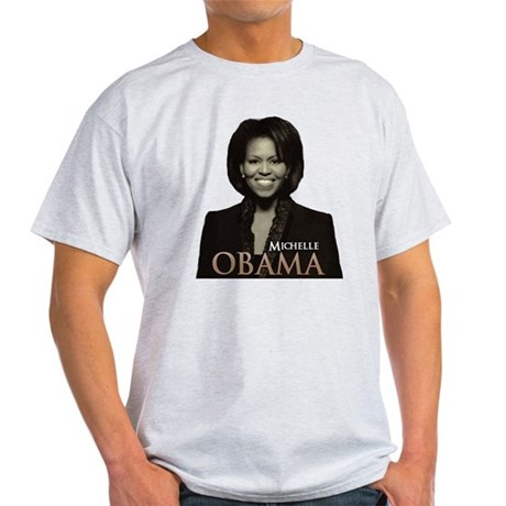 Michelle Obama Light T-Shirt
