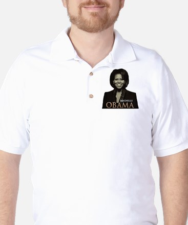 Michelle Obama Golf Shirt