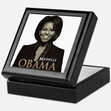 Michelle Obama Keepsake Box