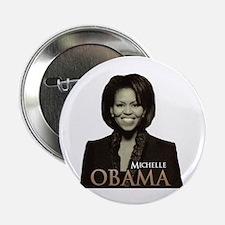 "Michelle Obama 2.25"" Button (100 pack)"