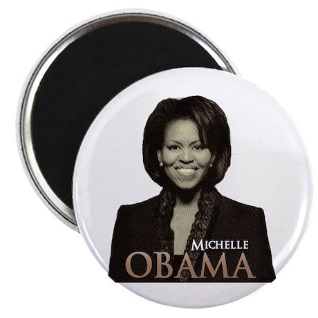 "Michelle Obama 2.25"" Magnet (10 pack)"