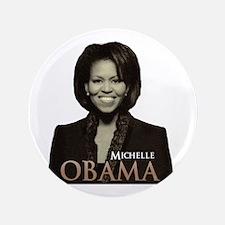 "Michelle Obama 3.5"" Button (100 pack)"