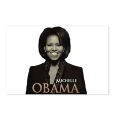 Michelle Obama Postcards (Package of 8)