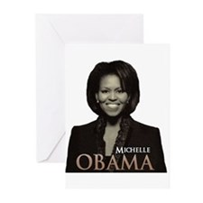 Michelle Obama Greeting Cards (Pk of 20)