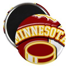 Minnesota Hockey Magnet