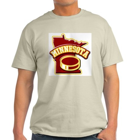 Minnesota Hockey Light T-Shirt