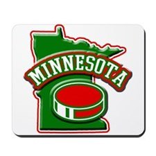 Minnesota Hockey Mousepad