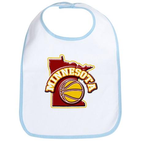 Minnesota Basketball Bib