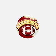 Minnesota Football Mini Button (10 pack)